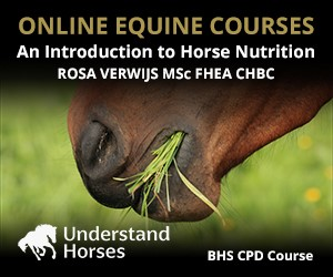 UH - An Introduction To Horse Nutrition (Gloucestershire Horse)